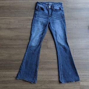 AE High Rise Artist Super Stretch Jeans 2 regular